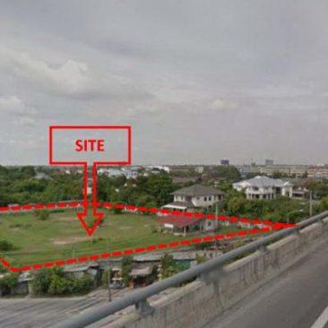 Land for Sale 3.6 rai on Borommaratchachonnani Road