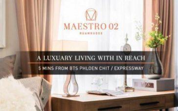 Maestro 02 Ruamrudee (For sale)