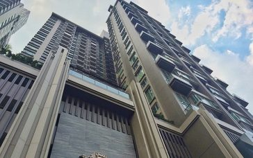 The Crest Sukhumvit34 (For rent)