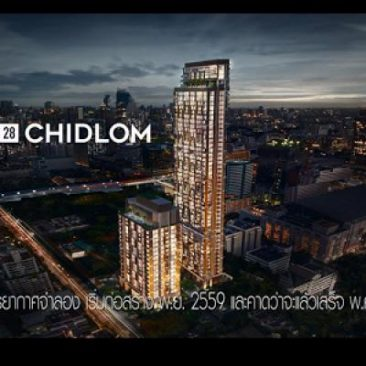 28 Chidlom condominium for sale