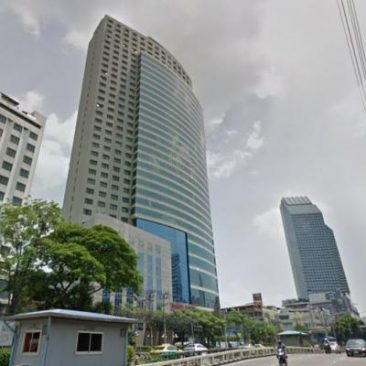 Forum Tower Office for rent on Ratchadaphisek Road