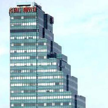 Gems Tower Office space for rent in a prime area
