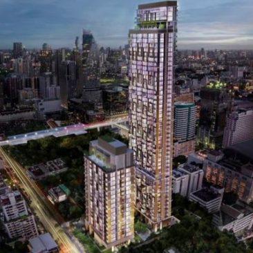 28 Chidlom condominium for sale