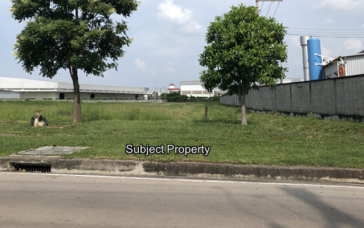 Land in Amata City Chonburi Industrial Estate for Sale