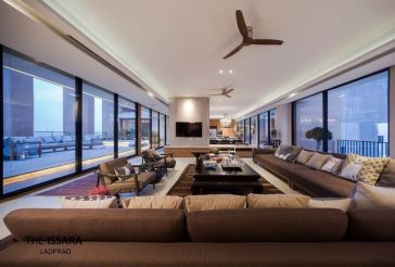 The Issara Ladprao (Luxury Penthouse 542 Sq.m.)