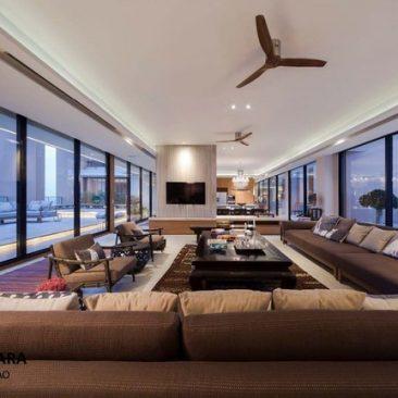 The Issara Ladprao (Luxury Penthouse 542 Sq.m.)
