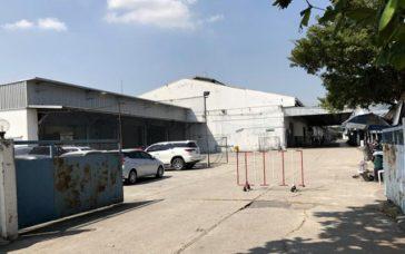 Factory@Bang Kruai Sai Noi for Sale/Rent