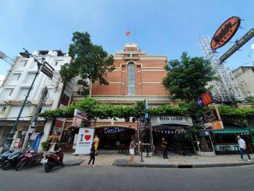 Buddy Hotel at Khao San Road